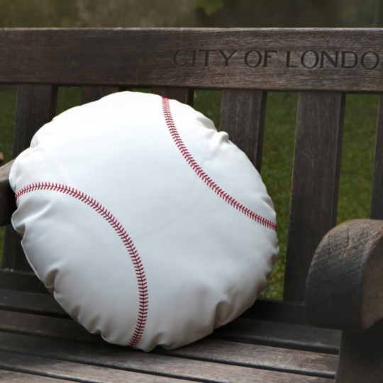 Genuine Baseball Cushion