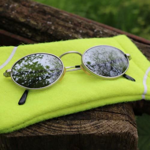 Genuine Tennis Sunglasses Case