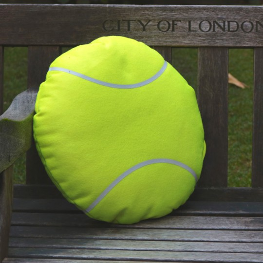 Genuine Tennis Cushion