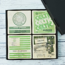 Celtic Football Coasters