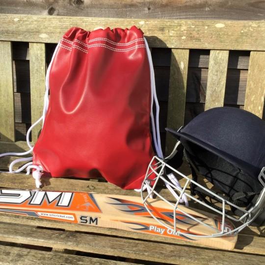 Cricket Drawstring Bag