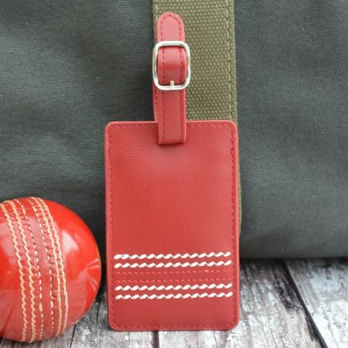 Cricket Luggage Tag