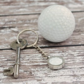 Genuine Golf Ball Keyring
