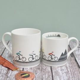 Mountain Biker's Mug