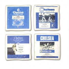 Chelsea Football Coasters