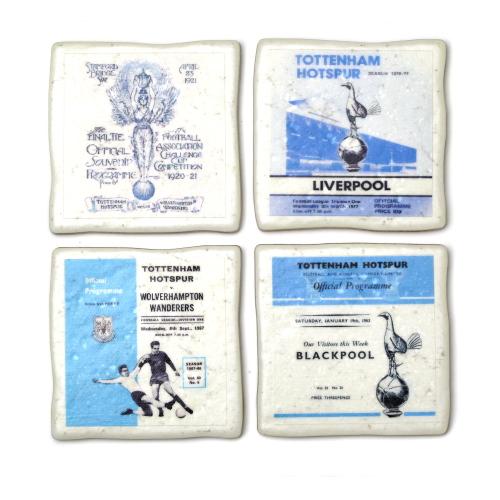 Tottenham Hotspur Football Coasters