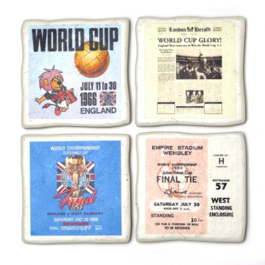 1966 World Cup Coasters