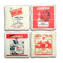Liverpool Football Coasters