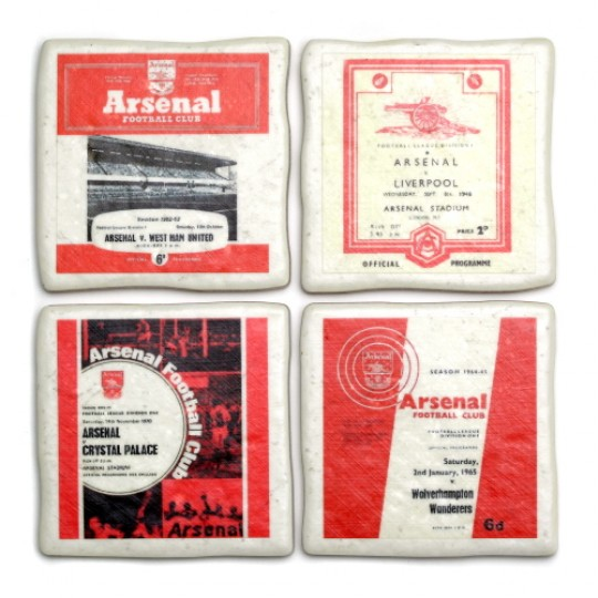 Arsenal Coasters
