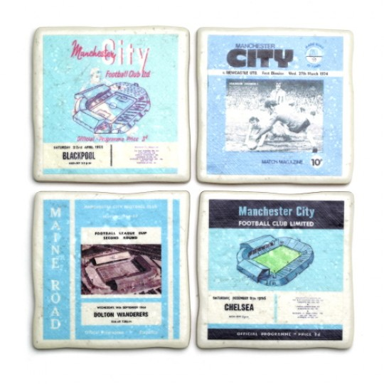 Manchester City Coasters