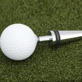 Golf Ball Bottle Stopper