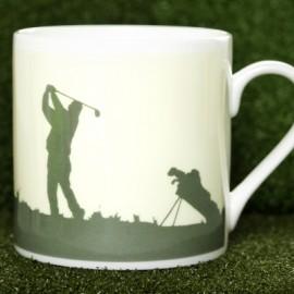 Golfing Dunes Mug