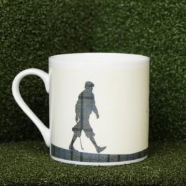 Golfing Tweed Mug
