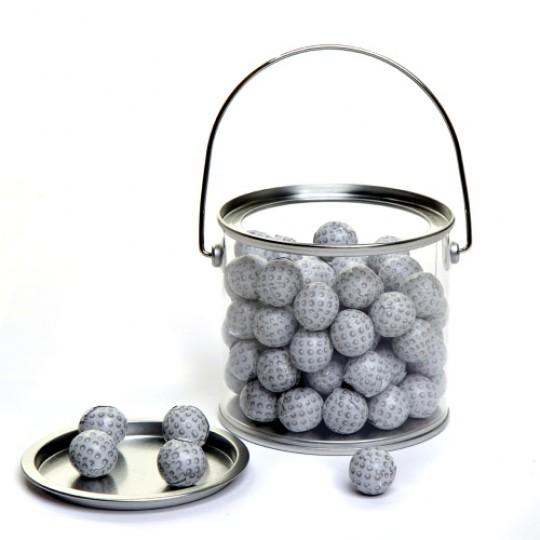 Personalised Chocolate Golfballs