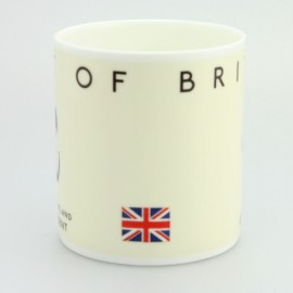 Best of British Golf Mug