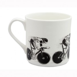 Cyclist Pursuit Mug