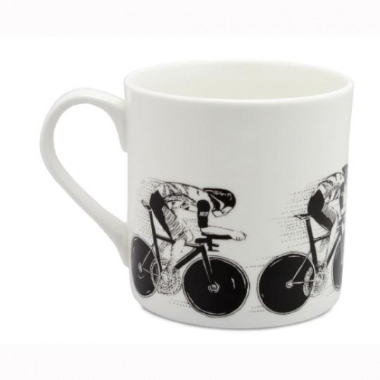 Cyclist Pursuit Mug
