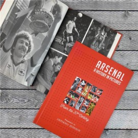 Personalised Pictorial Football Team Book