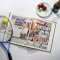 Personalised Wimbledon History Book