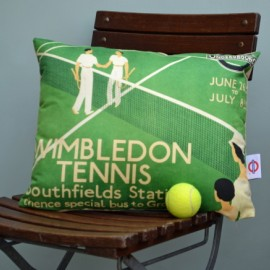Wimbledon Cushion