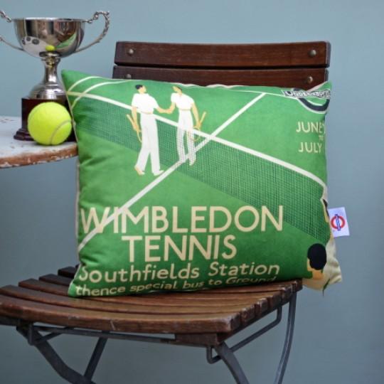 Wimbledon Cushion