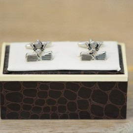 Golf Club Cufflinks