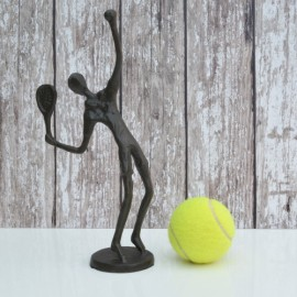 Tennis Sculpture