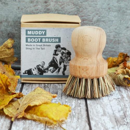 Rugby Muddy Boot Brush