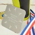 Personalised Runner Coaster
