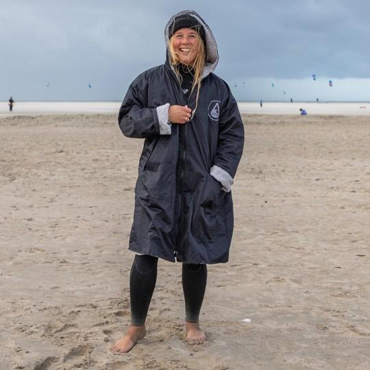 Storm beach Poncho